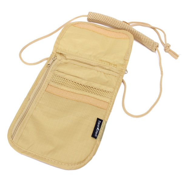 Travel Neck Pouch Canada