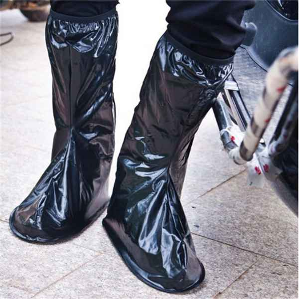 Buy Waterproof Non Slip Rain Boot Cover Cycling Riding