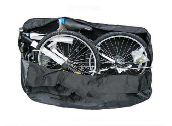 Waterproof MTB Road Bike Bicycle Single Wheel Bag Carrying Package Storage Pouch