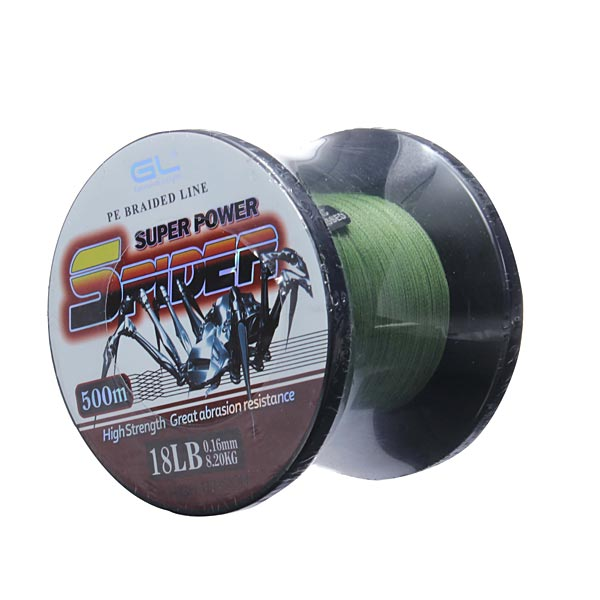 Buy 500m pe braided fishing line strong quality fishing for Where to buy fishing line