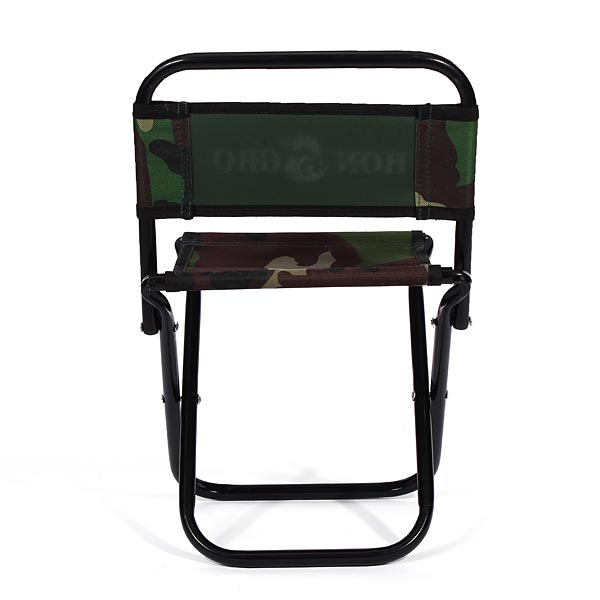 Buy Camouflage Folding Stool Canvas Portable Double