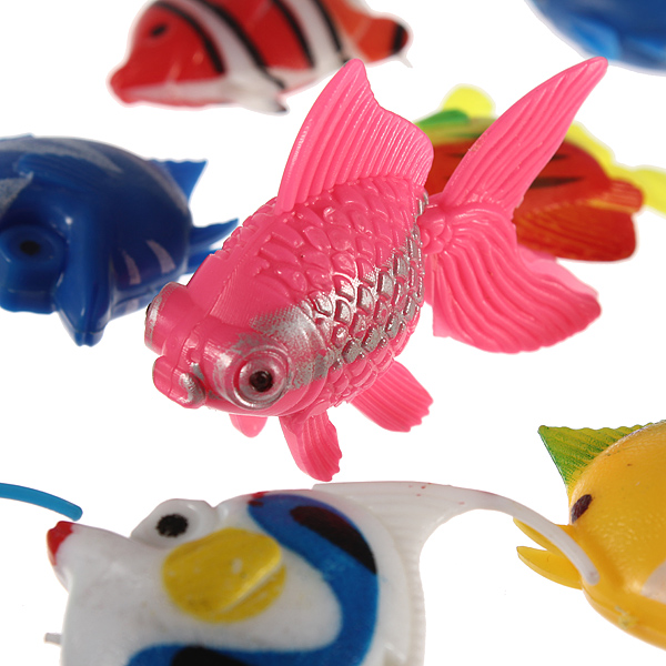 Buy fake fish fish tank decoration plastic artificial for Where to buy pet fish
