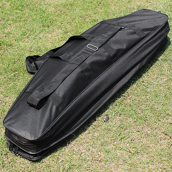Buy Fishing Rod Pole Bag Storage Case Boxes 3 Layers