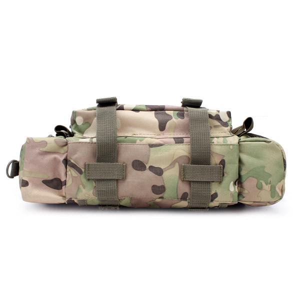 Handbagage Två Väskor : K?p lure v?skor svart camouflage tv? f?rg