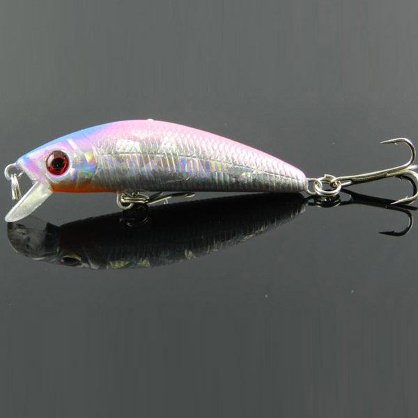 Buy minnows deep diver hard fishing lures lure bass cutter for Fishing with minnows for bass