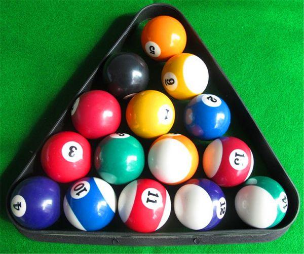 Buy 8 ball pool billiard table rack triangle rack plastic for 8 ball pool design
