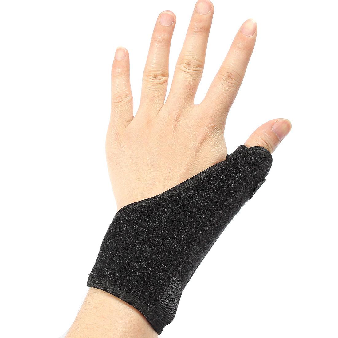 Buy Finger Wrist Support Unisex Sports Clothing Gloves ...