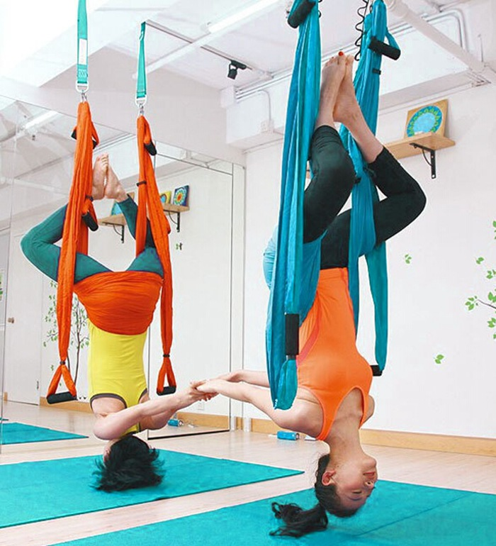 Buy Yoga Swing Sling Trapeze Hammock For Gym Yoga Pilates