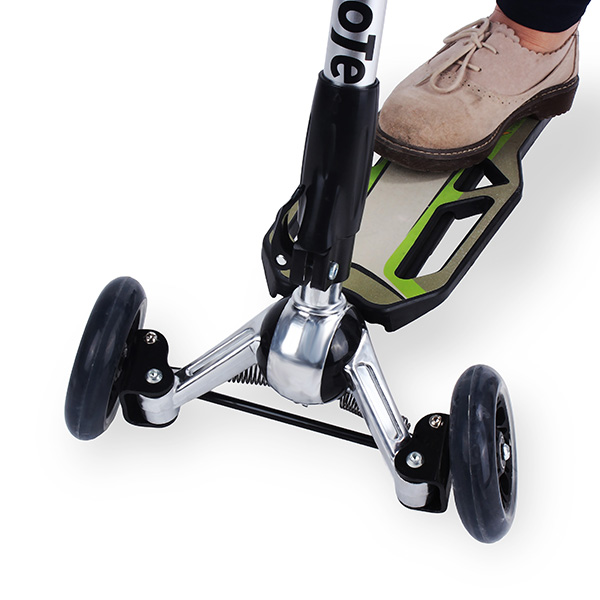 3 Wheel Scooter For Adults >> Buy Three-wheeled Scooter Folding Scooter for Teenagers ...