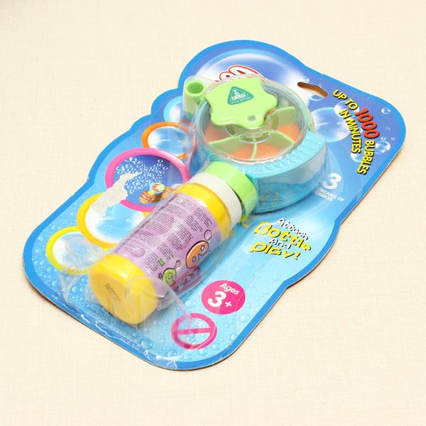 childrens bubble machine