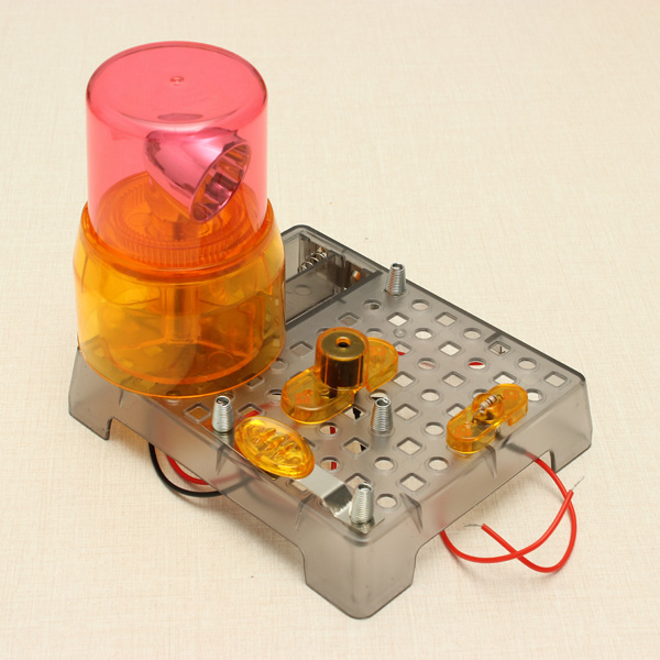 Science Educational Toys : Buy eastcolight diy electrical alarm science educational