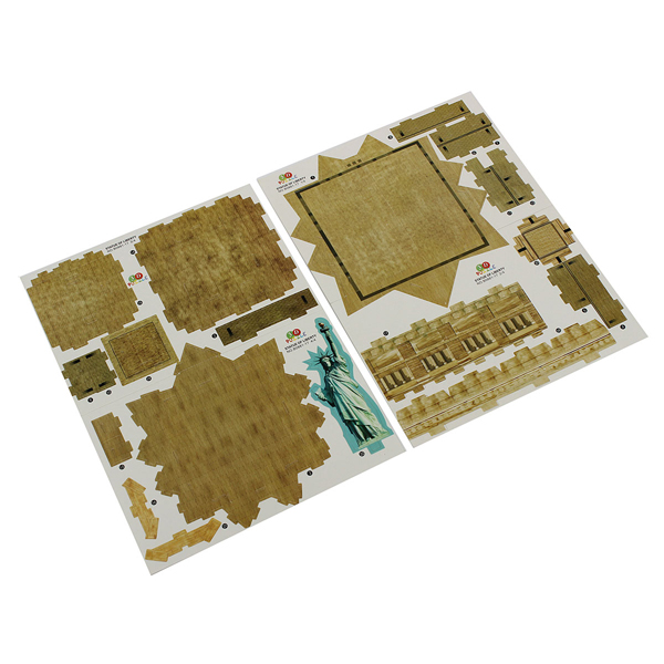 g nstig kaufen educational 3d modell puzzle mini. Black Bedroom Furniture Sets. Home Design Ideas