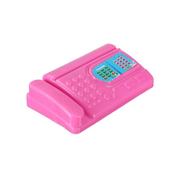 g nstig kaufen miniature pink computer faxger t m bel f r. Black Bedroom Furniture Sets. Home Design Ideas