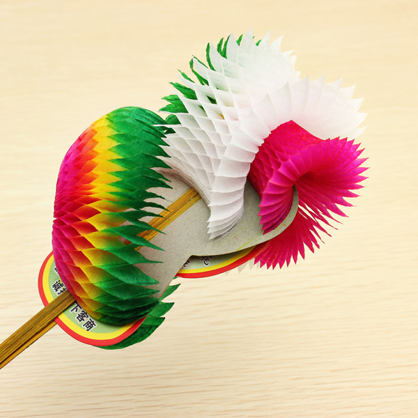 Buy 1pcs Magic Paper Flowers Toys Countless Changes Of