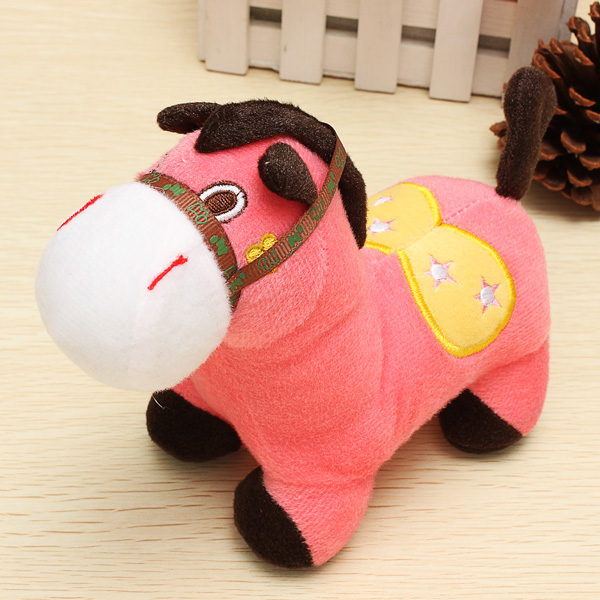 Valentine S Day Talking Toys : Buy cute horse doll plush toy valentine s day gift