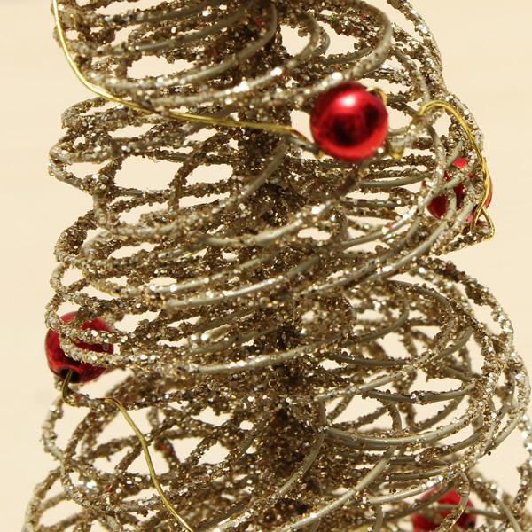Acheter cadeau d coration bureau forg mini no l fer arbre for Acheter decoration noel